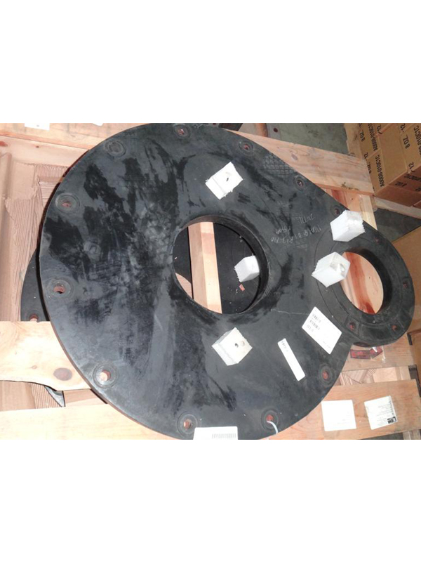 Weir Slurry Cover plate
